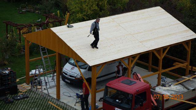 Das Carportdach