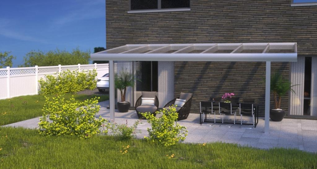 terrassen berdachung aus alu mhb carports. Black Bedroom Furniture Sets. Home Design Ideas