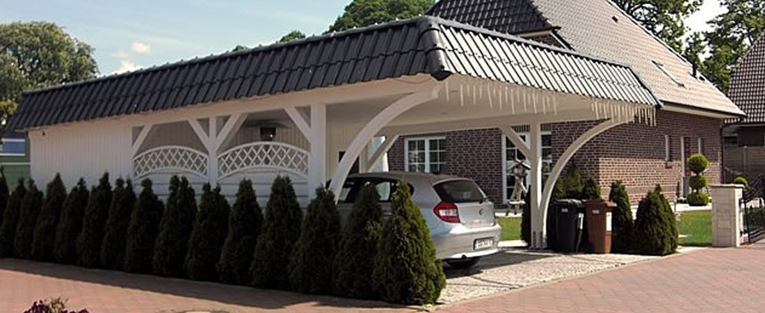 mhb carports holz carport terrassen berdachung vordach. Black Bedroom Furniture Sets. Home Design Ideas