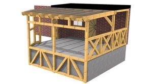 Carports Carport Aus Holz Gunstig Bauen Und Fertigen Lassen
