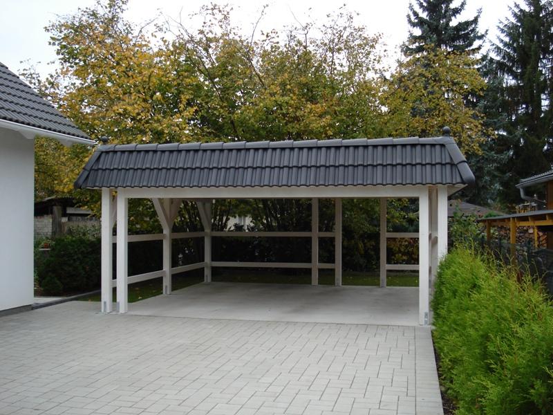 flachdach carport berlin brandenburg bausatz